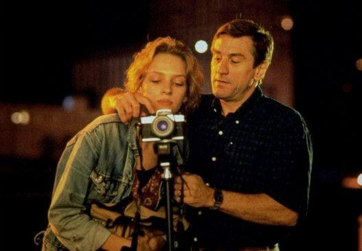 Wayne (Robert De Niro) und Glory (Uma Thurman) kommen sich näher