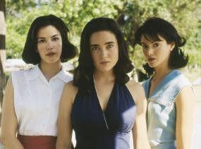 Wir sind alle hübsch, oder? Liv Tyler,  Jennifer Connelly und Joanna Going (v.l.)