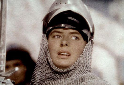 Auf in den Kampf: Ingrid Bergman als Johanna