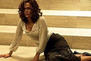 Hier bin ich ja an einem seltsamen Ort gelandet!  Jennifer Lopez
