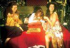 Sonnenkönig Ludwig XIV. (Nick Richert) wird mal wieder verwöhnt