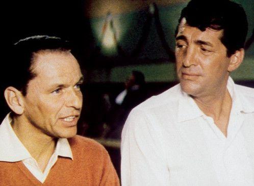 Wir holen uns den Zaster! Frank Sinatra (l.) und Dean Martin