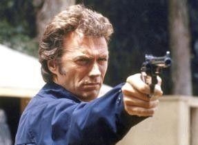 "Euch baller ich auch noch ab! Clint Eastwood als ""Dirty Harry"""