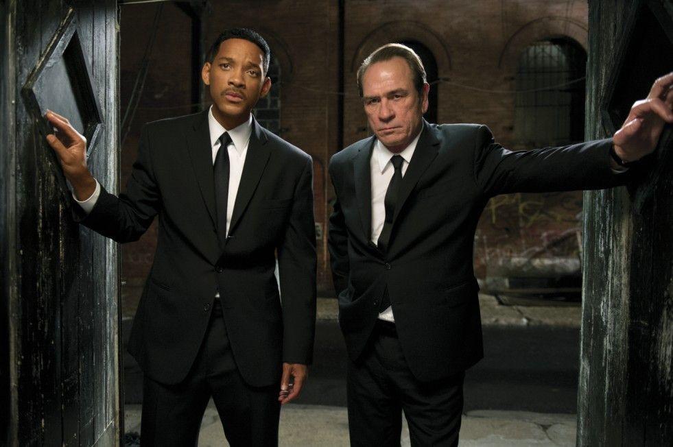 Wieder zurück: Will Smith und Tommy Lee Jones als Agenten J und K