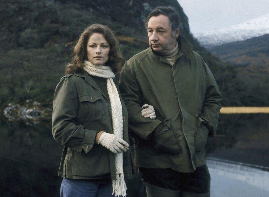 Philippe (Philippe Noiret) und Sharon (Charlotte Rampling) haben zueinander gefunden