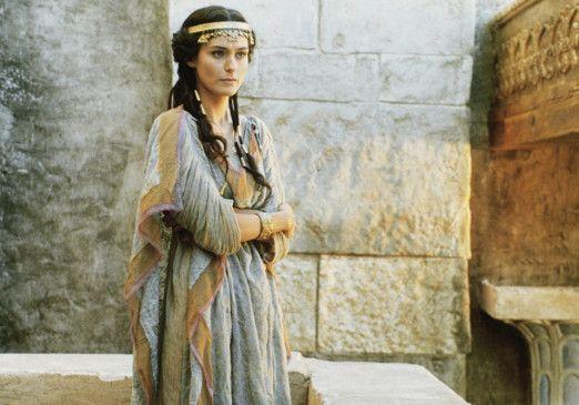 Wird die schöne Esther (Louise Lombard) ihr Volk retten können?