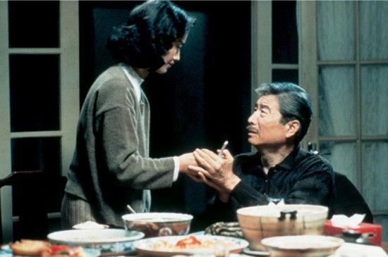 Der Meisterkoch (Sihung Lung) und die Schöne (Chien-Lien Wu)