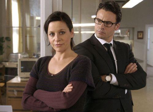 Ben (Stephan Luca) versteht nicht, warum Katharina (Jule Ronstedt) ihn ignoriert
