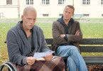 Auch Freunde in der Not: Tim Bergmann (l.) und Wotan Wilke Möhring