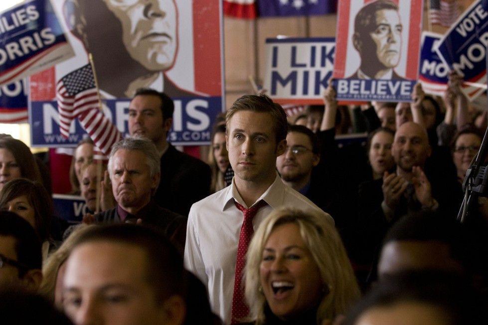 Erste Zweifel: Ryan Gosling als Wahlkampfleiter