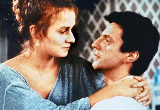 Na, möchtest du einige Tage mit mir verbringen? Sandrine Bonnaire und Daniel Auteuil