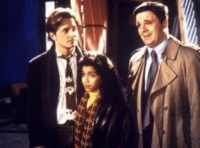 Ich bin die Mutter und er ist der Vater, ist das  ein Problem? Michael J. Fox, Christina Vidal,  Nathan Lane (v.l.)