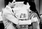 Wo ist der Kerl versteckt? Cary Grant und Rosalind Russell