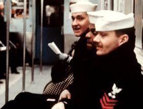 Wir sind ein tolles Trio! Randy Quaid, Otis Young und Jack Nicholson (v.l.)