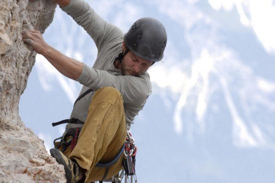 Für Mark (Maximilian Brückner) bedeutet Klettern alles