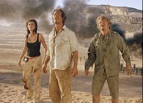 Hurra, wir leben! Penelope Cruz, Matthew McConaughey und Steve Zahn (v.l.)
