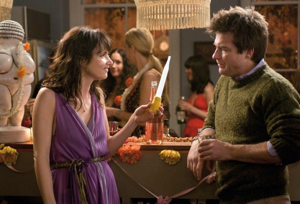 Was habe ich hier wohl in der Hand? Juliette Lewis mit Jason Bateman