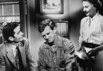 Mein Mann ist doch ein munteres Kerlchen, oder? Barbara Stanwyck und Sterling Hayden (M.) als  Ehepaar