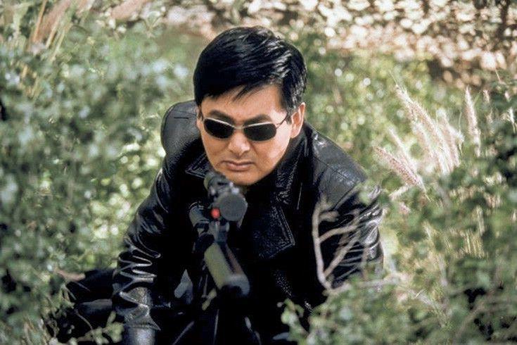 In was für ein Dickicht bin ich den hier geraten?  Chow Yun-Fat als Killer