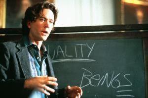 """Timothy Hutton doziert als Professor über """"Quality"""" und schreibt unter Pseudonym fiese Horror-Romane"""