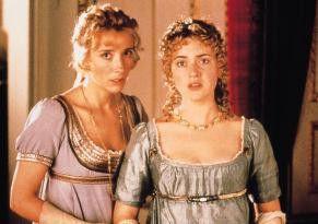 In der Kluft siehst du ziemlich dämlich aus! Emma Thompson (l.) und Kate Winslet