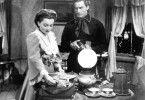 Schon wieder heißt es Abschied nehmen: Errol Flynn und Olivia de Havilland