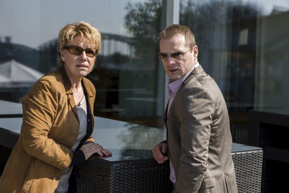 Mariele Millowitsch und Hinnerk Schönnemann ermitteln wieder in der Domstadt