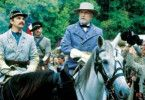 Kampfeswille ist alles! Robert Duvall (r.) als General Lee