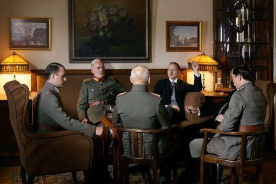 Berlin, 3. Juni 1919: Treffen der Deutschnationalen im Restaurant Hiller