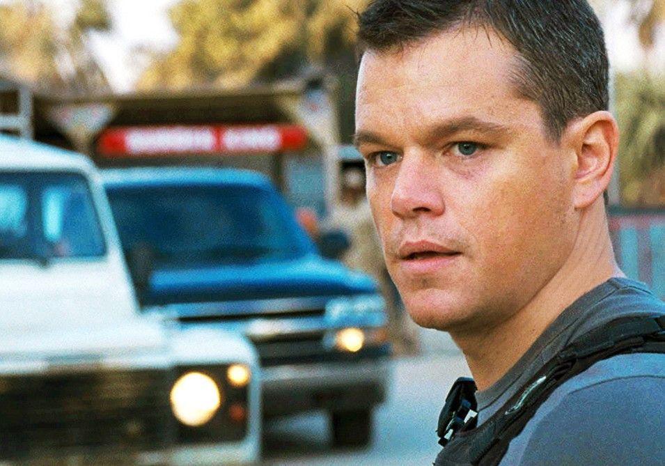 Einer Verschwörung auf der Spur: Matt Damon im Irak