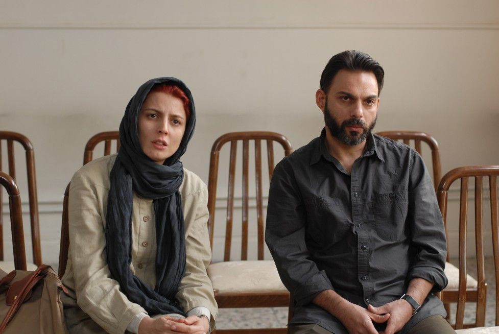 Trennung programmiert? Leila Hatami und Peyman Moadi