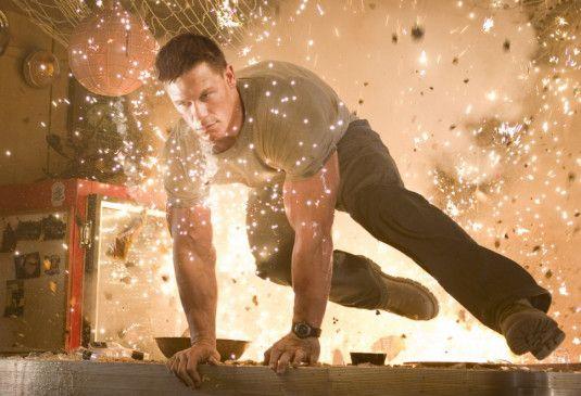 Mutig dem Feind entgegen treten: John Cena