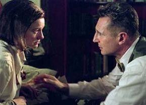 Sex ist toll, ehrlich!  Liam Neeson und Laura Linney
