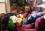 Schiebt Langeweile: Malcolm Stumpf als Logan