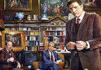 Der Professor (Burt Lancaster, r.) will ein überteuertes Gemälde kaufen