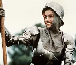 Auf in den Kampf: Sandrine Bonnaire als Jeanne d'Arc