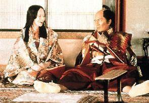 So ein Tässchen Tee, macht ganz schön müde -  Tsutomu Yamazaki mit junger Dame