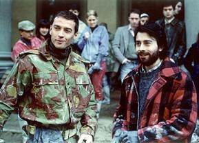 Verschiedene Lebenswege: Matteo (Alessio Boni, l.) und Nicola (Luigi Lo Cascio)