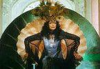 Auch wenn ich böse bin, seh' ich scharf aus, oder?  Ivana Chylkova als Seekönigin