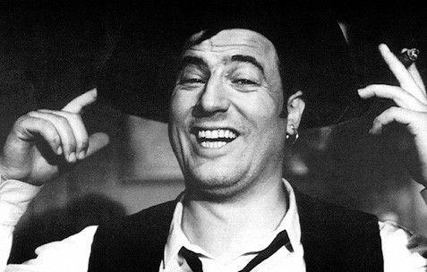 Hat noch gut Lachen: Manfred Krug als Balla