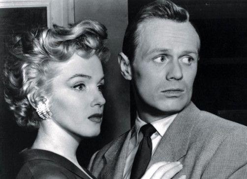 Das Kindermädchen und der Pilot: Marilyn Monroe und Richard Widmark