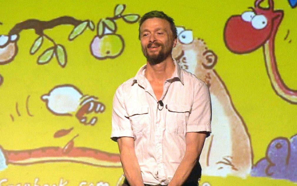 Gefeierter Comic-Autor und -Zeichner: Ralf König