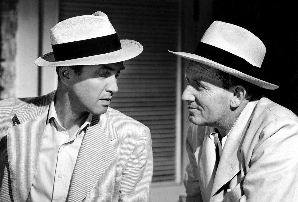 Es geht um viel Geld! James Stewart (l.) und Spencer Tracy