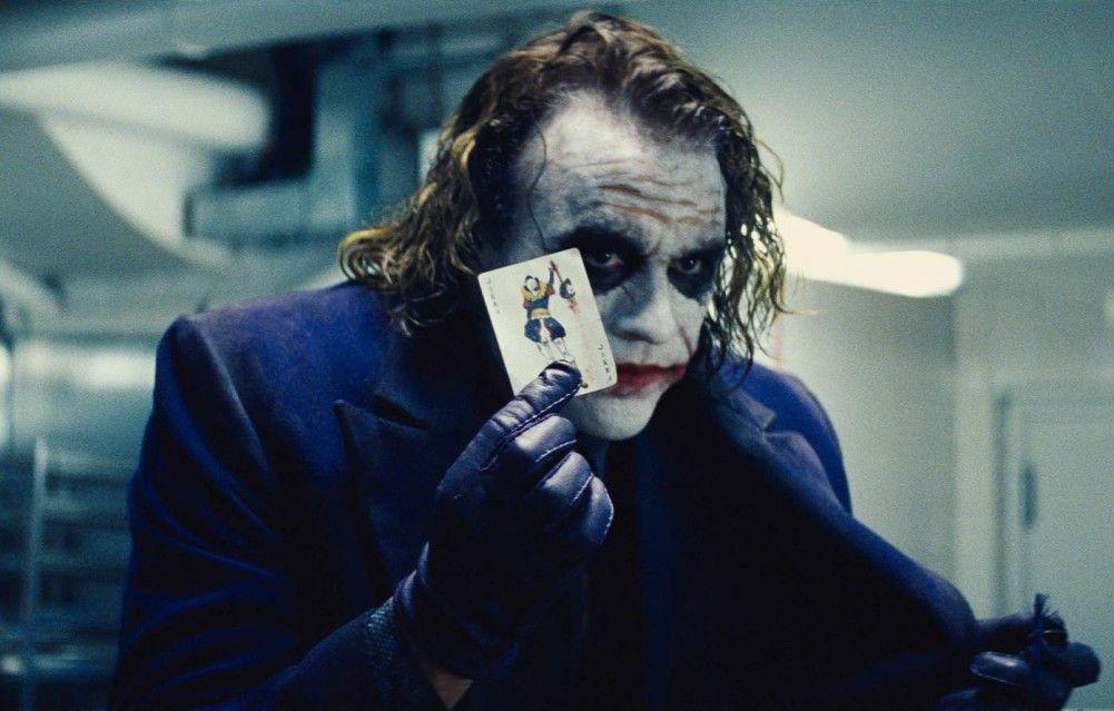 Erhielt posthum den Oscar: Heath Ledger glänzt als fieser Joker.