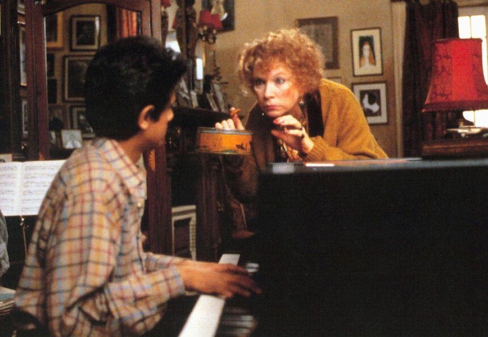 Madame Sousatzka (Shirley MacLaine) will ihrem Schützling auch die richtige Lebensart beibringen