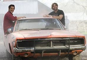 Tolles Auto, oder? Seann William Scott (l.) und Johnny Knoxville