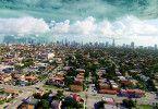 Über Los Angeles braut sich ein Hurrikan zusammen