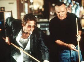 Hey, Mann! Du bist ja so stoned, du kannst nicht mal das Queue halten! Dennis Hopper (r.) und Matthew Modine
