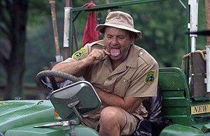 Meine Zunge sieht auch nicht mehr gesund aus! Bill  Murray als Kranker