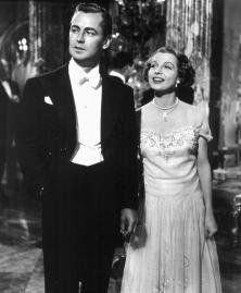 Schau mal, da hinten läuft dein Mann mit seiner  Geliebten! - Alan Ladd und Betty Field